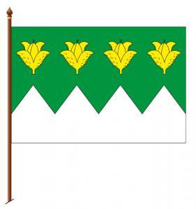 znak_a_vlajka_Bukova_u_Pribrame