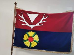 vlajka obce Studená