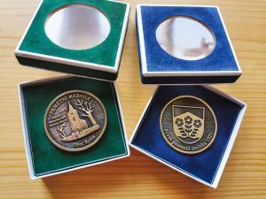 pamětní medaile Kytín