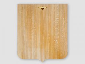 znak ze dřeva