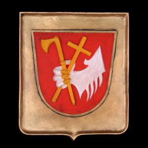 keramický znak