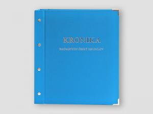 kronika badminton - desky na přílohy
