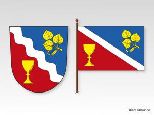 heraldika na web Drhovice