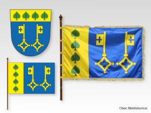 heraldika na web Nebrehovice