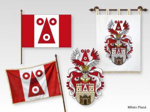 heraldika na web Plana