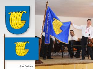 heraldika na web Radenin