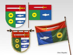 heraldika na web Slapsko